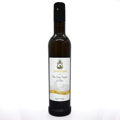 Olio extravergine di oliva medium fruity fruttato medio 0,50