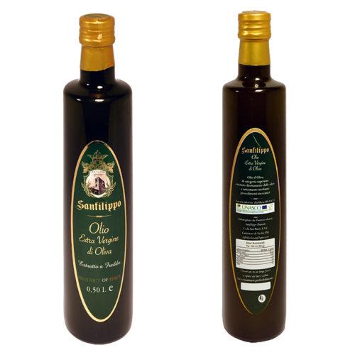 olio extravergine di oliva sanfilippo m0,50
