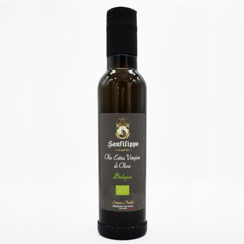 Olio extravergine di oliva bio 0,25 litri