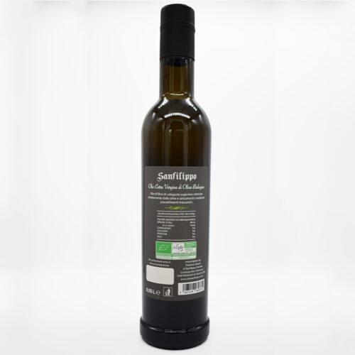 Olio extravergine di oliva bio 0,50 litri