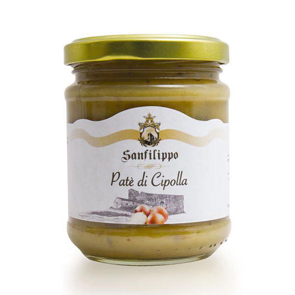 patè di cipolla sanfilippo