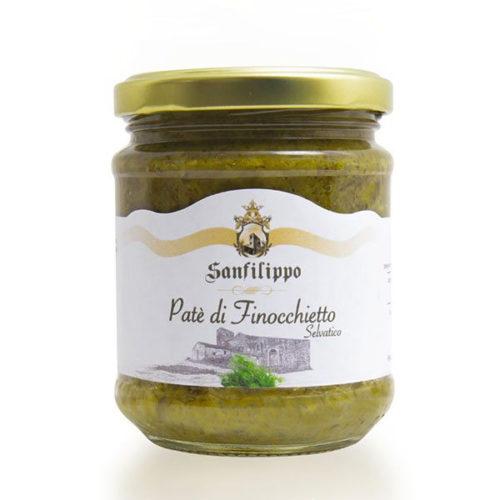 patè di finocchietto sanfilippo