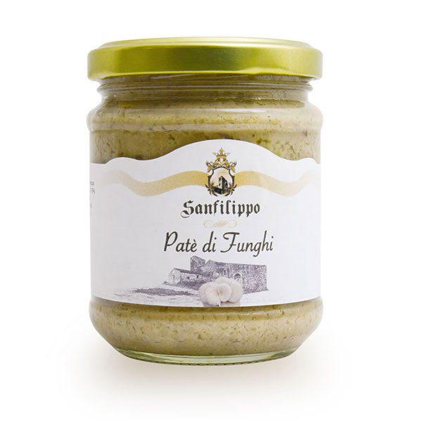patè di funghi sanfilippo
