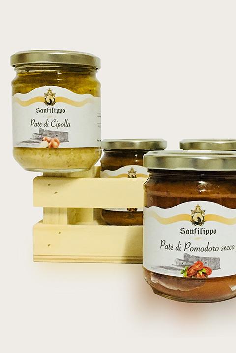 pack patè olio sanfilippo