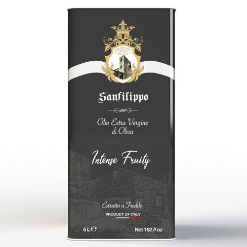 Olio extravergine di oliva intense fruity